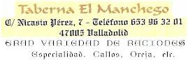 Taberna El Manchego