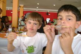 Ricardo Antônio e Natan
