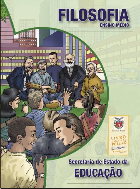 Livro didático Paraná