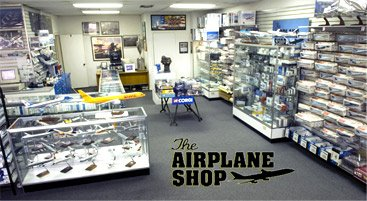 The Airplane Shop at Atlantic-Models Miami, Flordia