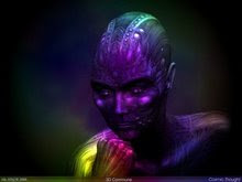 Nome da imagem: Cosmic Thought 3D Commune