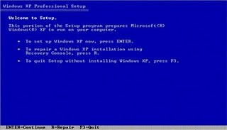 ade6 Cara Install Windows XP