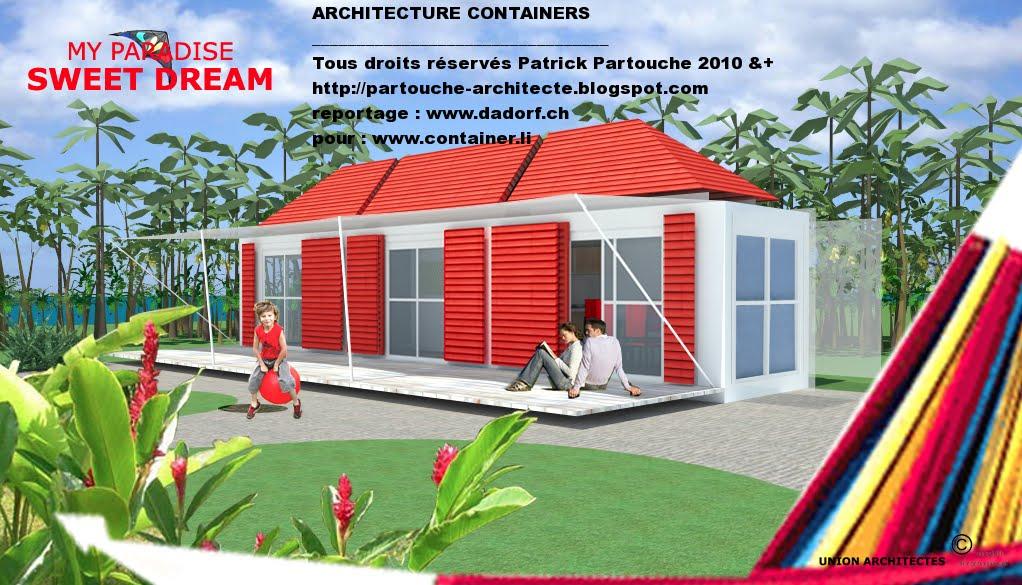 Plan maison 100m2 habitable - Avis maison container ...