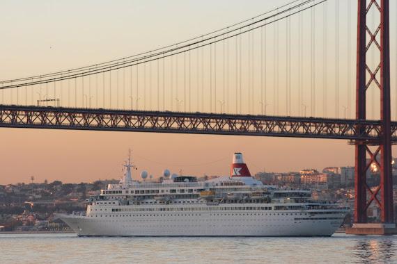 ms Boudicca - Lisboa 24DEZ07