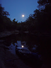 Suwannee River Moonrise