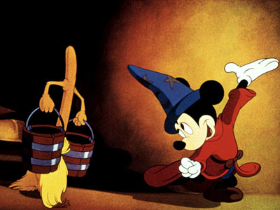 meant fantasia epic mickey ohwhatapun wizard Mickey Wizard