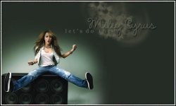 Blog de rafaelababy : ✿╰☆╮Ƹ̵̡Ӝ̵̨̄ƷTudo para orkut e msn, Wallpapers e Cenarios Para Msn Da Miley *-