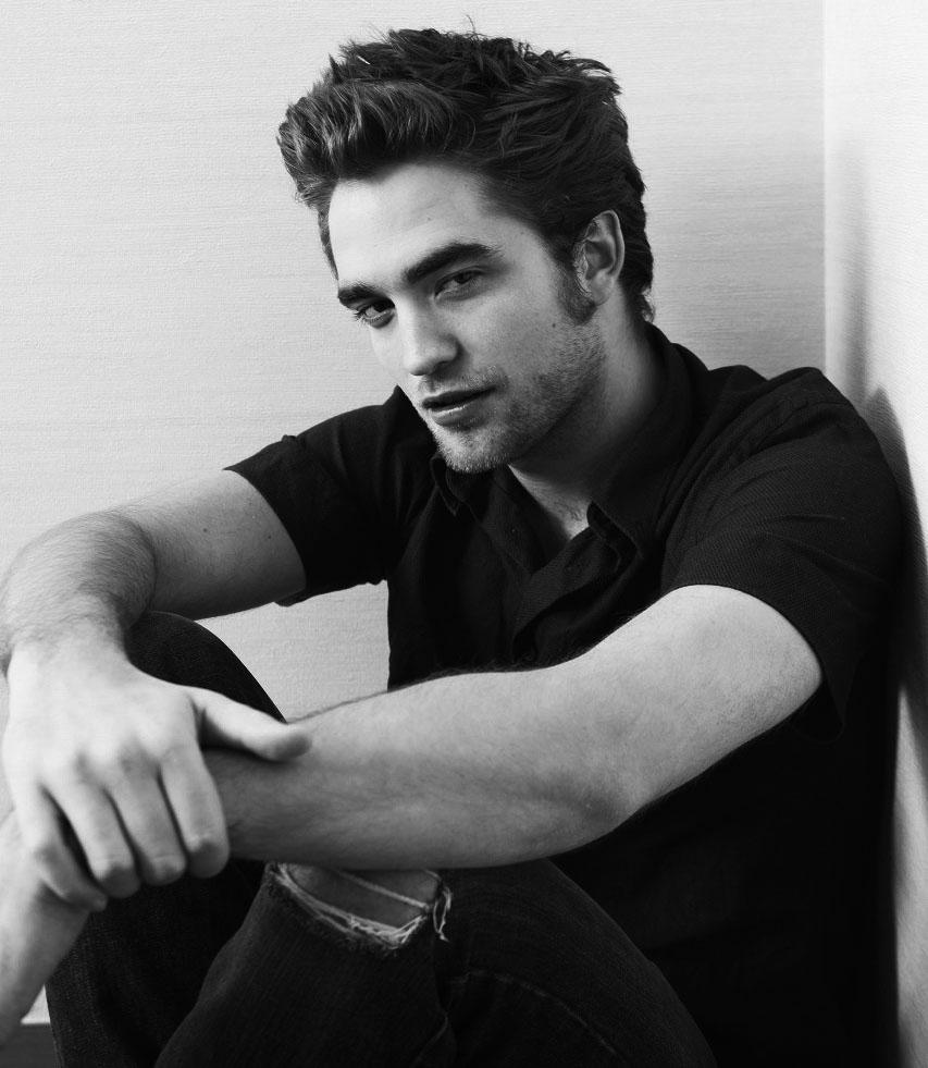 Robert Pattinson Talks