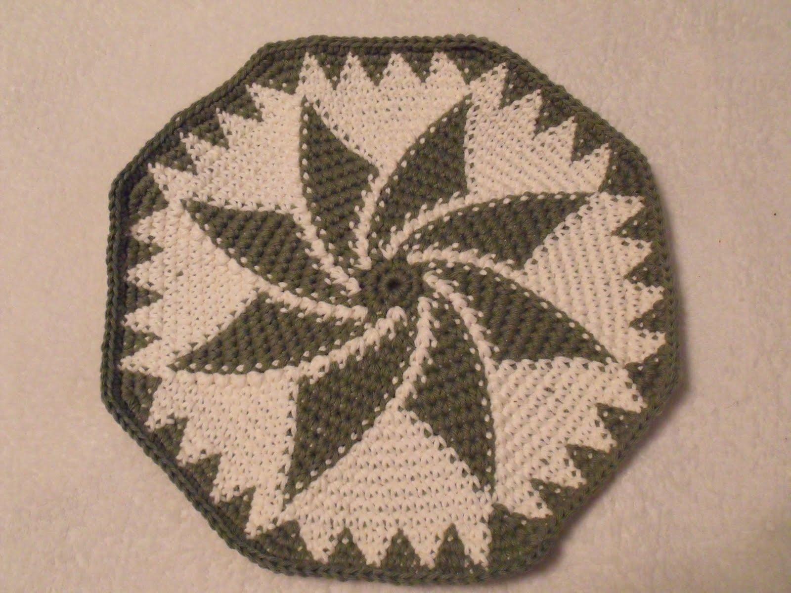 MIRASOLACE: Tapestry Crochet