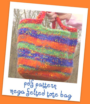 KNITTING FELTING PATTERNS | FREE PATTERNS
