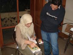 Mrs.Nawara Negm and Me