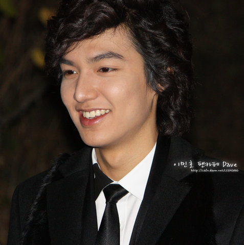 you're right to be here: PROFIL LEE MIN HO