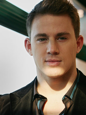 channing tatum hot