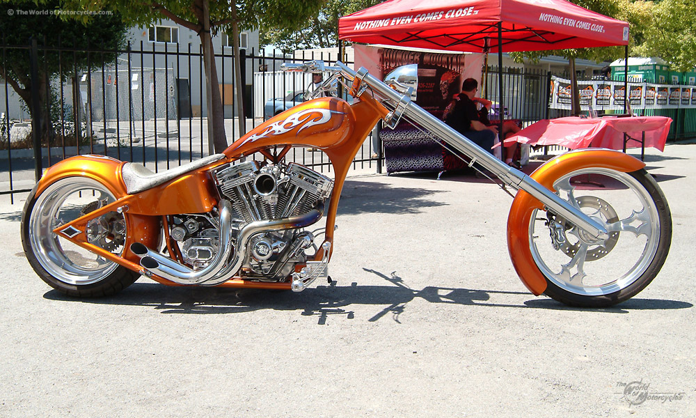 Thunder Mountain Motor Sports Custom Choppers Harleys