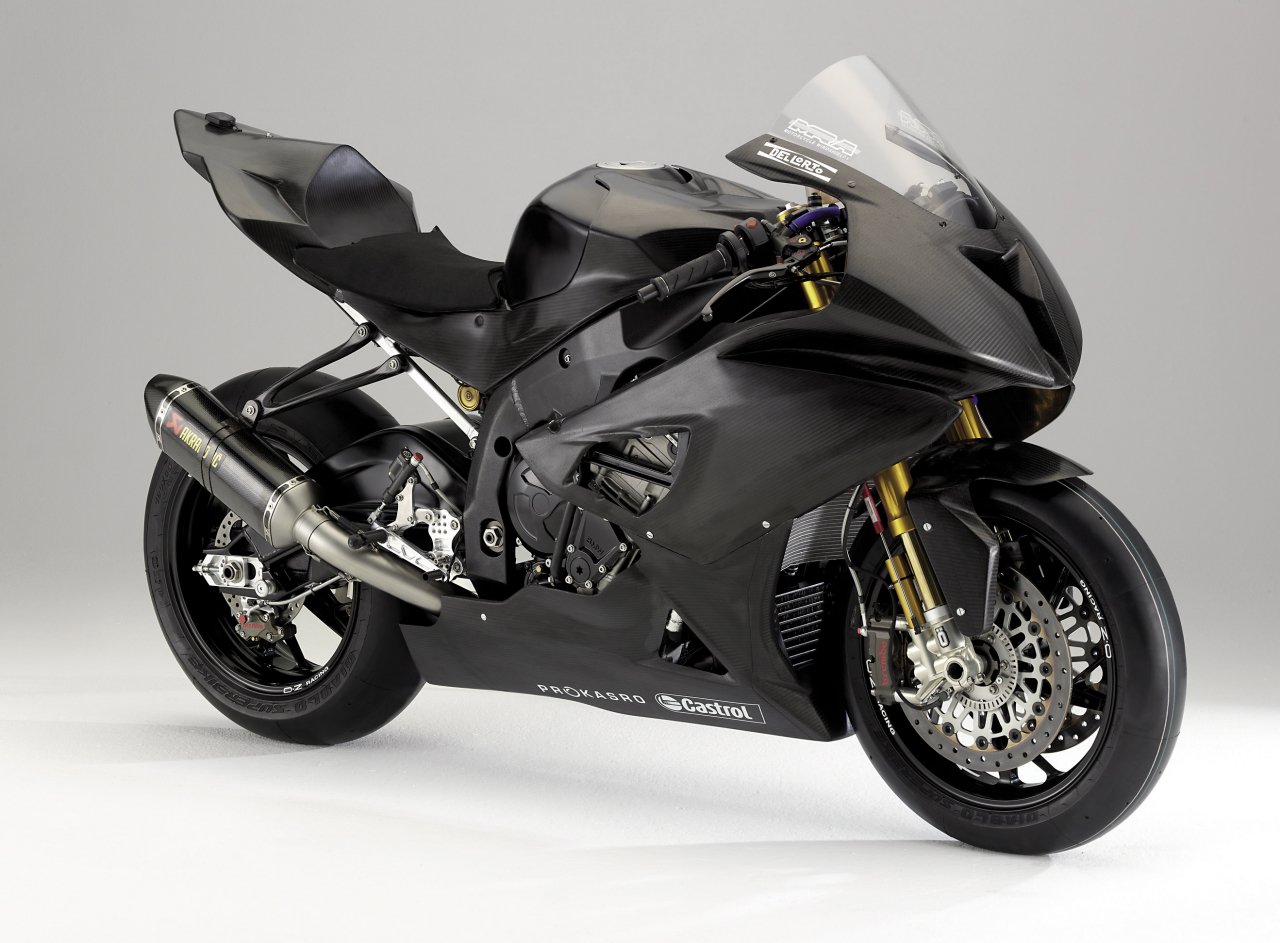 Bmw motorcycles - 2009