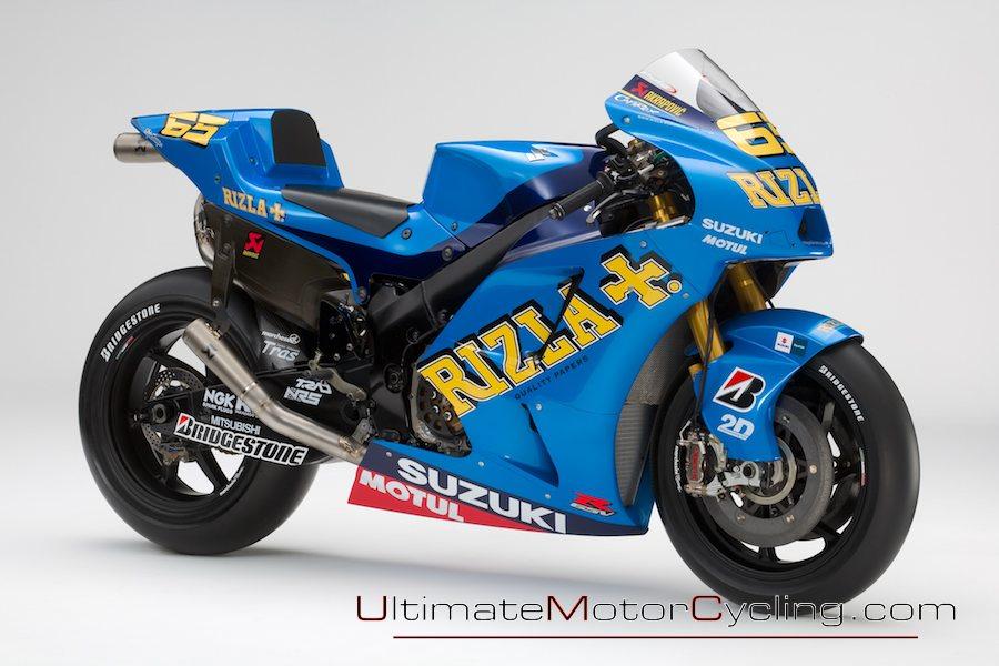 Suzuki GSV-R Motorcycle