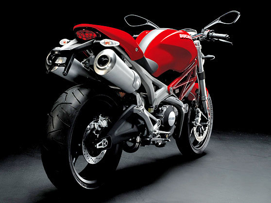 Ducati Monster 696 Motorsport title=