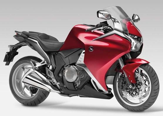 Honda Motorcycles 2010 Honda