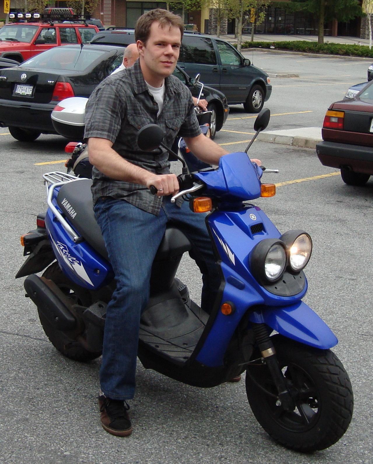 Motorcycleluxury Yamaha Bws Concept Design