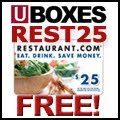 Click Coupon Deal - 15% off Moving Boxes - Coupon Code REST25