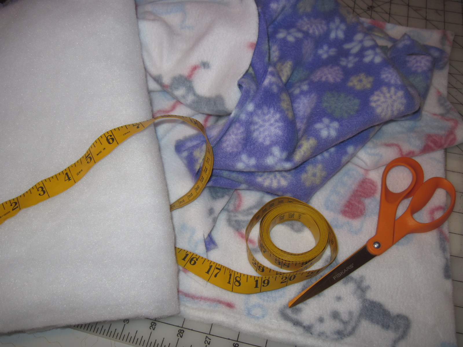 How To Sew A Queen Sized Bed Blanket