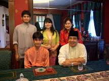 Anak Malaysia Family 2006