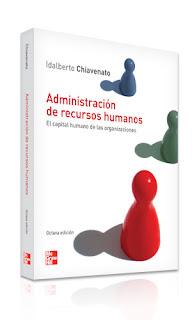 Administración de recursos humanos - Idalberto Chiavenato