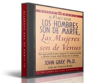 gray john - los hombres son de marte las mujeres de venus