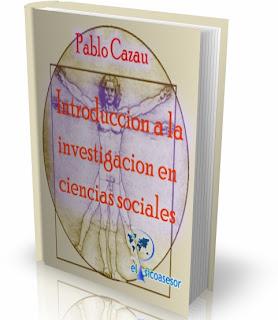 Pablo Cazau - Introduccion a la investigacion en ciencias sociales