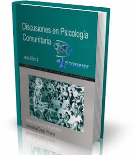 Jaime Alfaro - Discusiones En Psicología Comunitaria