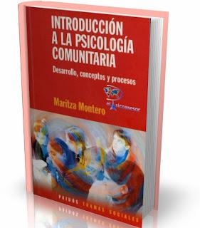 maritza montero- Introducción- a -la -Psicología- Comunitaria