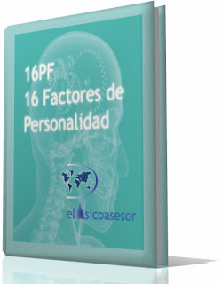 Test 16 PF - 16 Factores de Personalidad - Incluye software