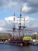Dutch East India Company Ship