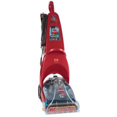 Luxury Redefined: The Bissell 9500 ProHeat 2X CleanShot Upright Deep Cleaner