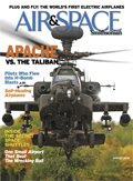 Air & Space, August 2009 Cover