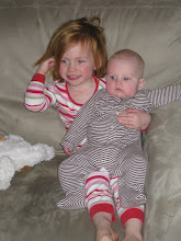 Reese and Hadley December 2009