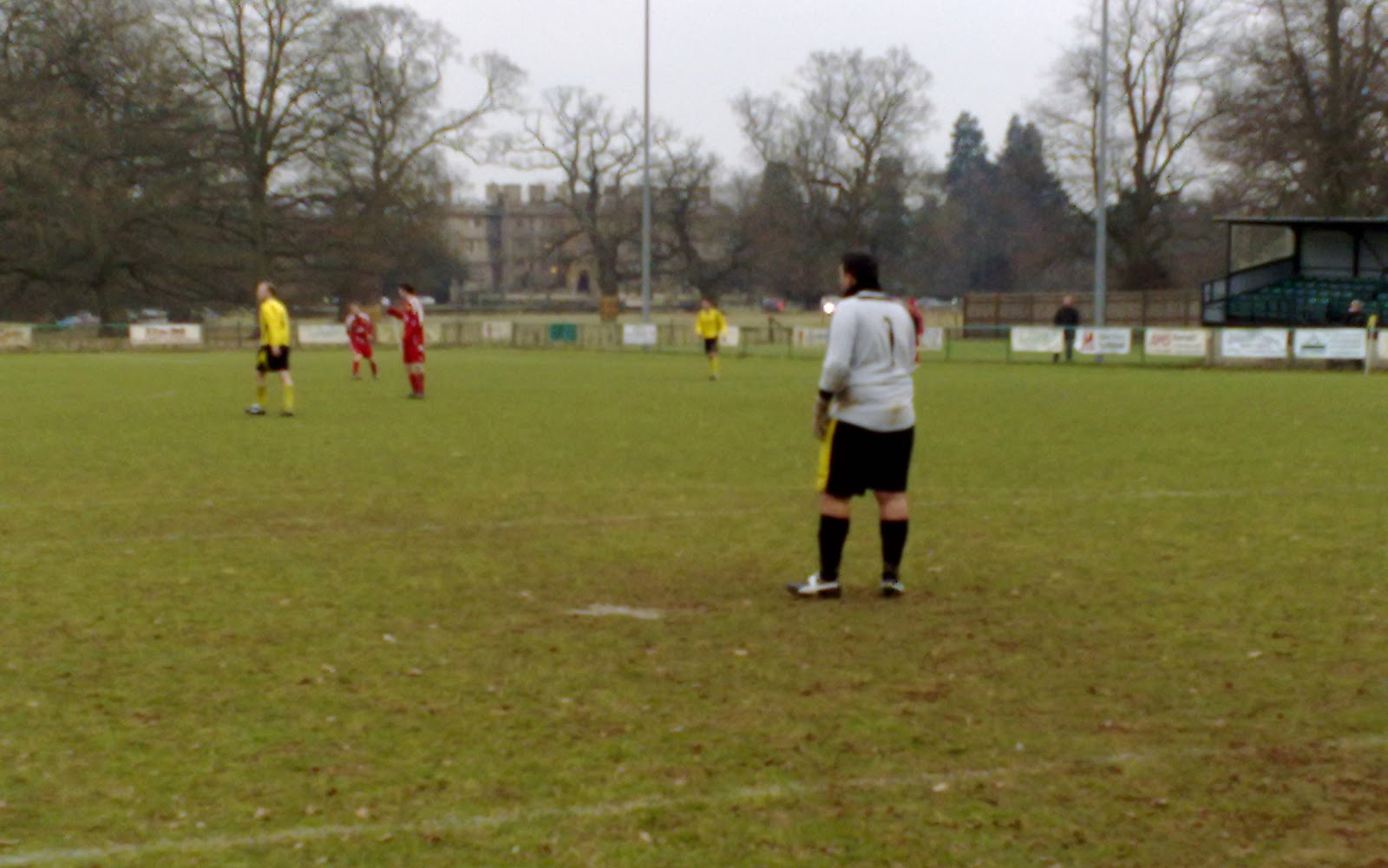 Go Mad or Stop Caring: Away Day Diary: North Leigh v Cinderford Town (