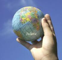 tengo el mundo en mis MANOS