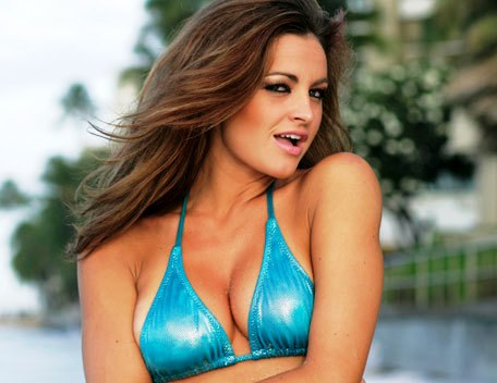 WWE Diva Maria Kanellis Pictures