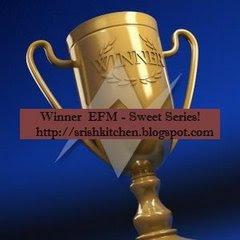 Winner EFM Sweets