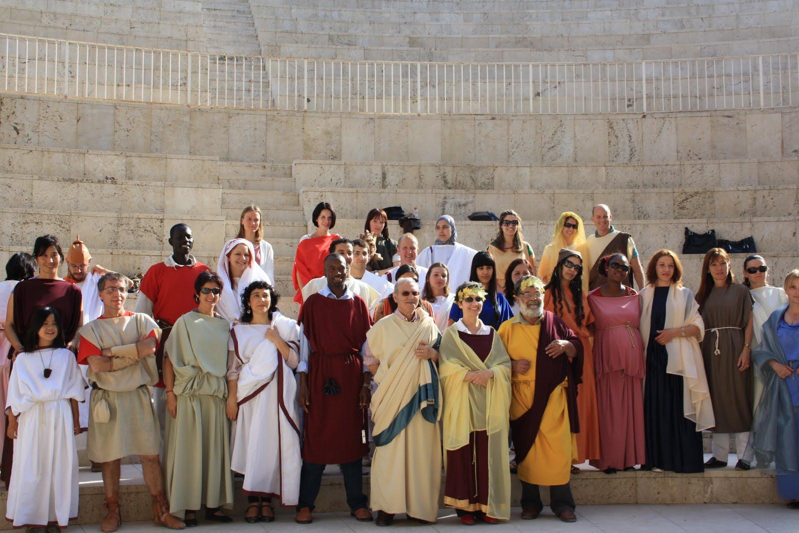 Baños Roma Obra De Teatro:teatro romano con la expansión de la república de roma
