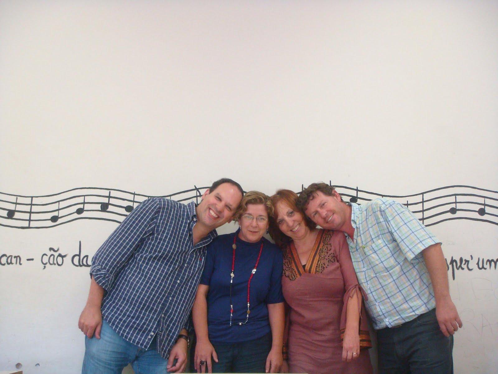 Professores  Ed.  Musical  -  2010