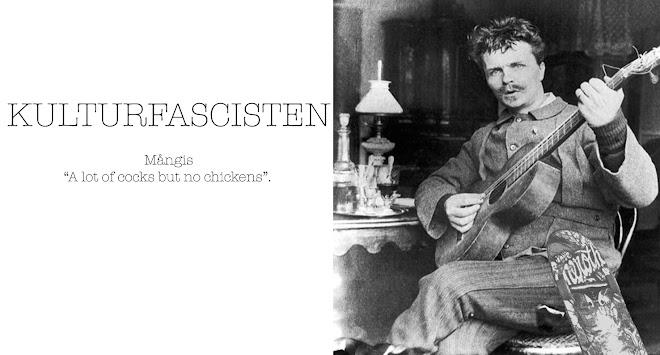 Kulturfascisten - Den officiella Mångisbloggen