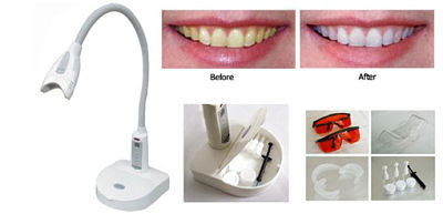 Desktop Teeth Whitener Lamp