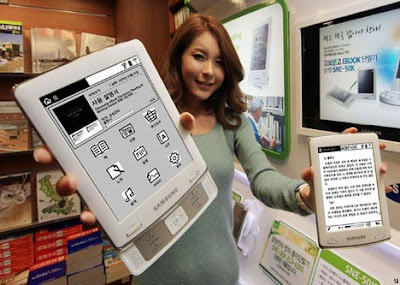 Ebook Reader Samsung SNE-60/60K