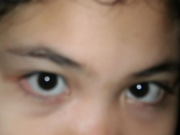 Antara Mata Dan Mata Hati.