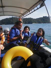 Ronda-Ronda Mengelilingi Persekitaran Pulau Pangkor.