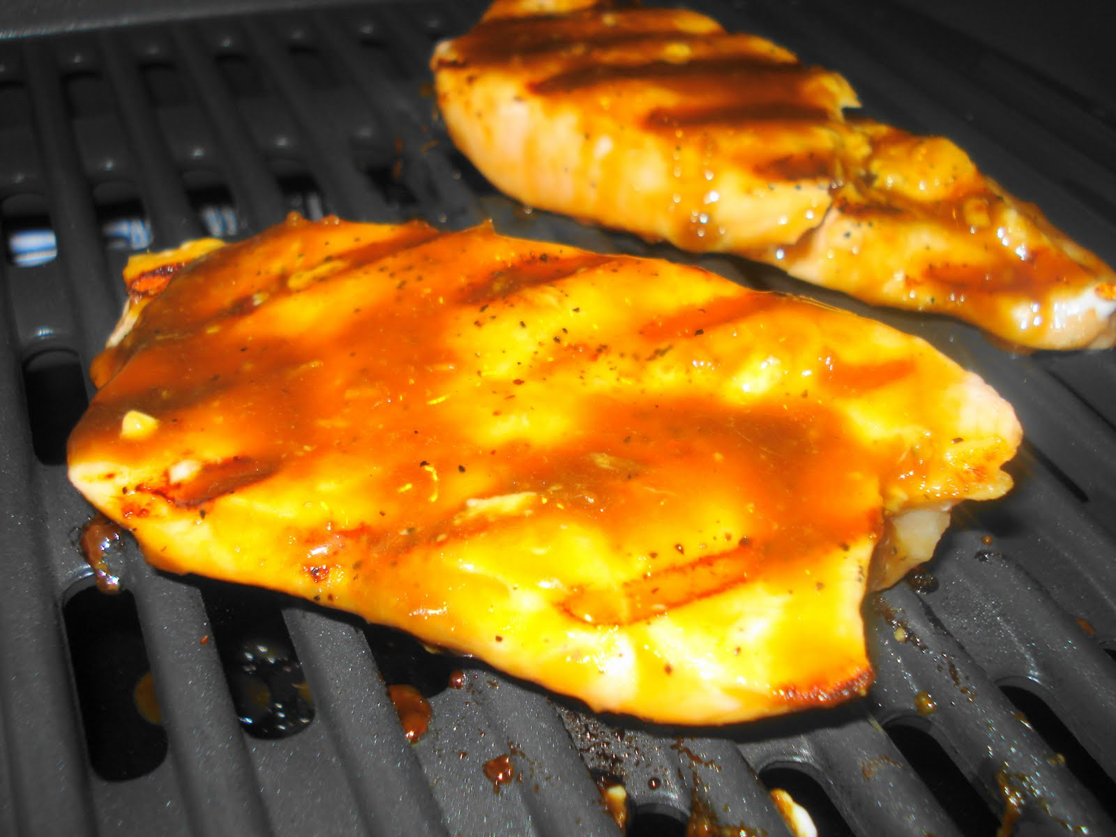 Dame Good Eats: Grilled Salmon with a Brown Sugar and ...