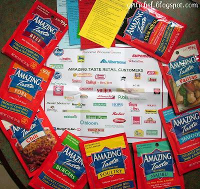 Amazing Taste Seasoning For Chili Macro Nutrition Facts ...