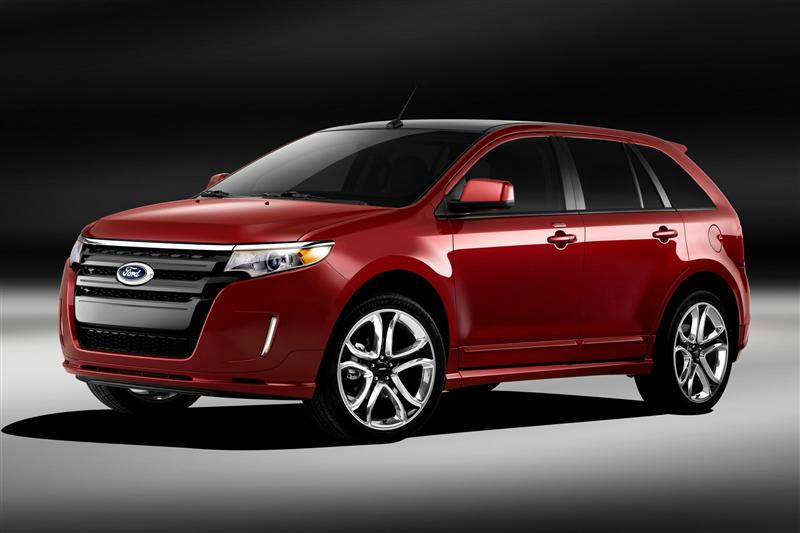 2011 Ford Edge Wallpapers